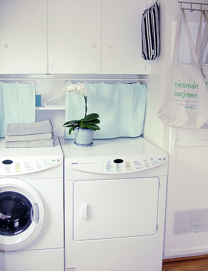 Laundry room: A room specifically dedicated for laundry was an important feature for 47 percent of buyers.