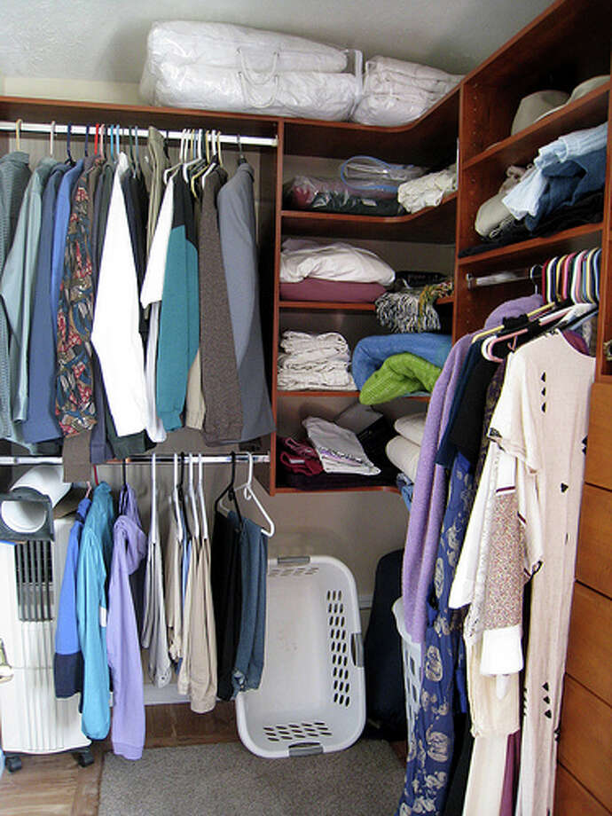 Closets: The majority of recent buyers wanted more storage space or larger closets.Photo: Dvortygirl, FlickrSource: National Association of Realtors Photo: Flickr