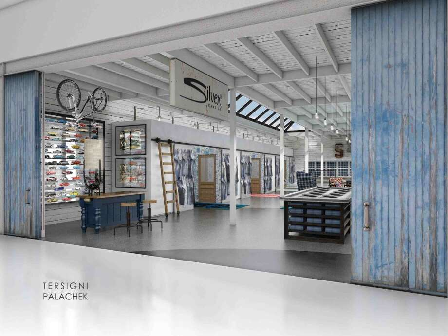 "Canadian-based Silver Jeans Co. will open its first ""loft concept"" store in The Woodlands Mall in July. Four other stores are planned."
