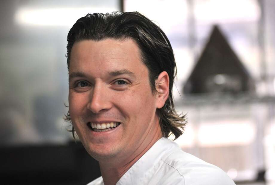 Jason Dady, chef and owner of Bin 555, both locations of Tre Trattoria, Two Bros. BBQ Market and the DUK Truck
