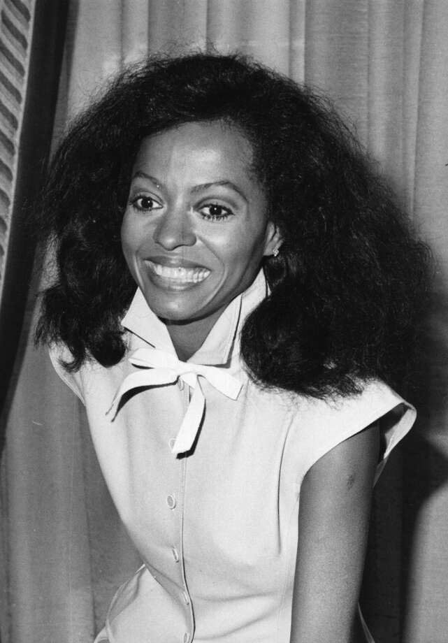 Diana Ross, seen here in 1980, would go on to attain numerous awards including a Kennedy Center Honor in 2010.  Central Press/Getty Images