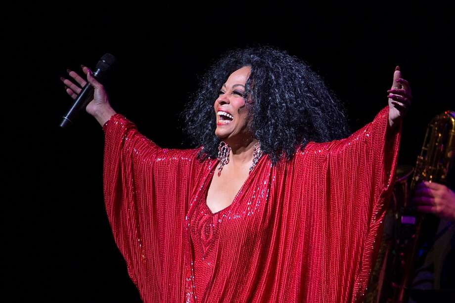 Diana Ross performs in concert at ACL Live on Jan. 30, 2013 in Austin, Texas. Rick Kern/WireImage