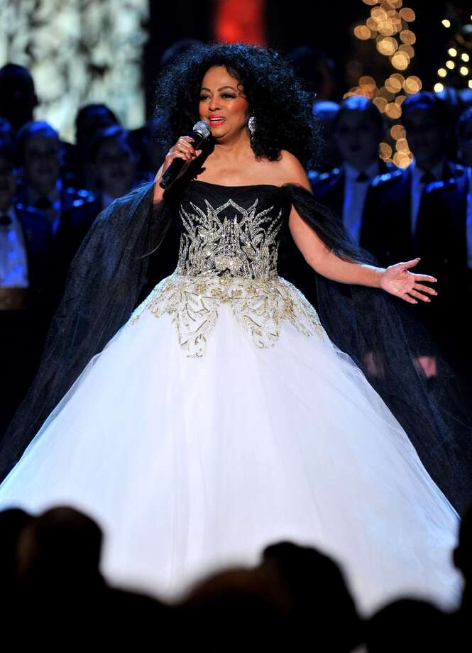 Singer Diana Ross performs onstage during TNT Christmas in Washington at National Building Museum on Dec. 9, 2012 in Washington, DC. She is expected to perform in Stamford in August 2013. Theo Wargo/WireImage