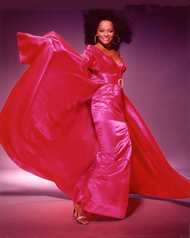 Singer Diana Ross poses for a portrait session on July 3, 1987 in Los Angeles. California. Harry Langdon/Getty Images