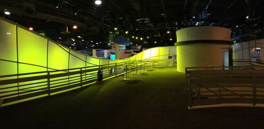 There will be nothing at #OTCHouston like booth #1941. Nothing. Take a virtual tour now. fmctechnologies.com/OTC