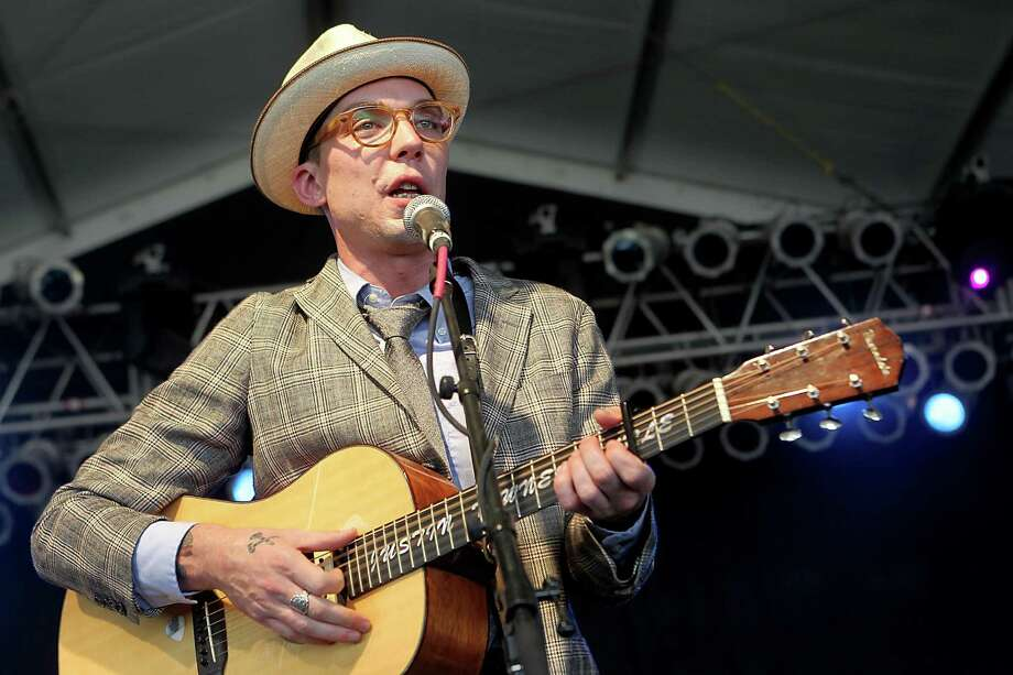 Justin Townes Earle, pictured in 2011 in Manchester, Tenn. (Photo by Gary Miller/WireImage) Photo: Gary Miller, Getty Images / 2011 Gary Miller