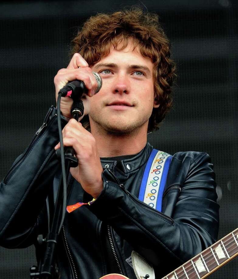 MGMT, pictured in 2011. (Photo by C Flanigan/WireImage) Photo: C Flanigan, Getty Images / 2011 C Flanigan