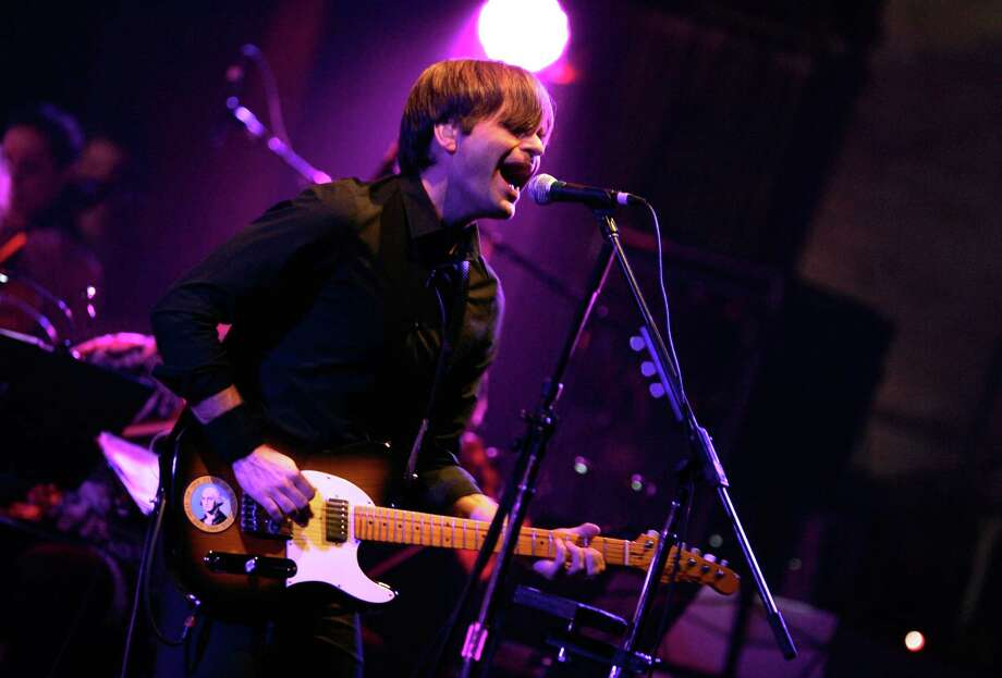 Death Cab For Cutie, pictured in 2012. Photo: Mike Lawrie, Getty Images / 2012 Getty Images