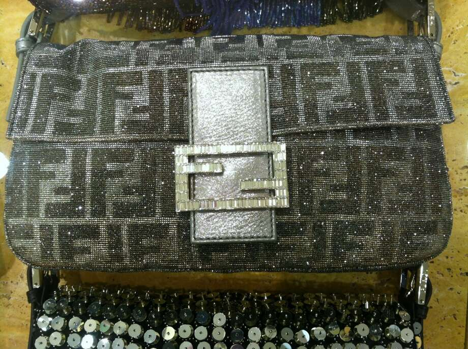 Fendi Swarovski Crystal Bag