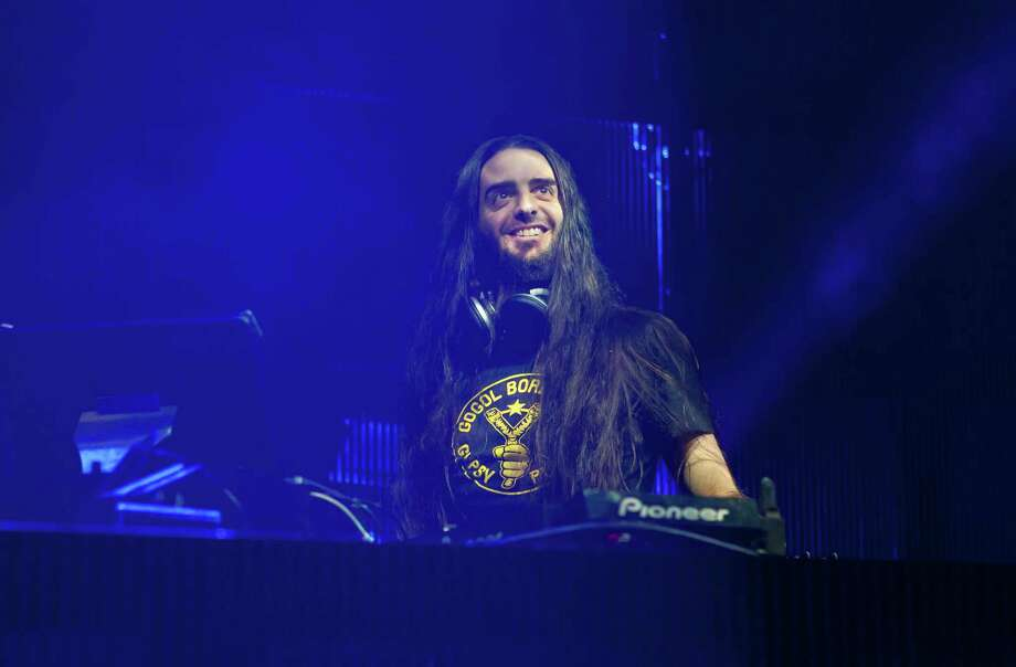 Bassnectar, pictured in 2012. Photo: Scott Legato, Getty Images / 2012 Scott Legato