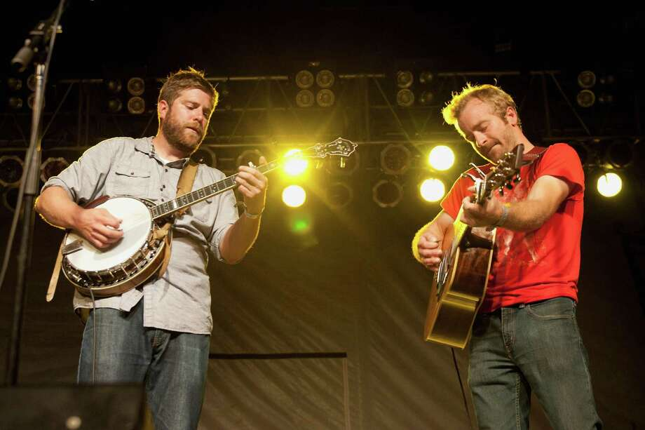 Trampled by Turtles, pictured in 2012. Photo: Erika Goldring, Getty Images / 2012 Erika Goldring