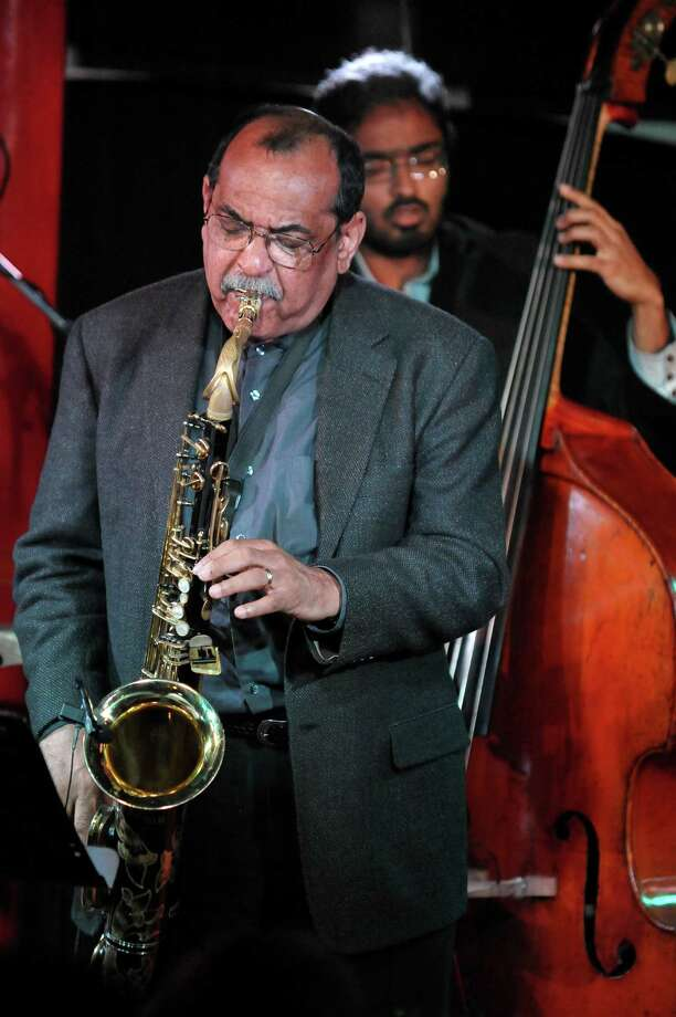 Ernie Watts, pictured in 2009. (Photo by Andy Sheppard/Redferns) Photo: Andy Sheppard, Getty Images / 2009 Andy Sheppard