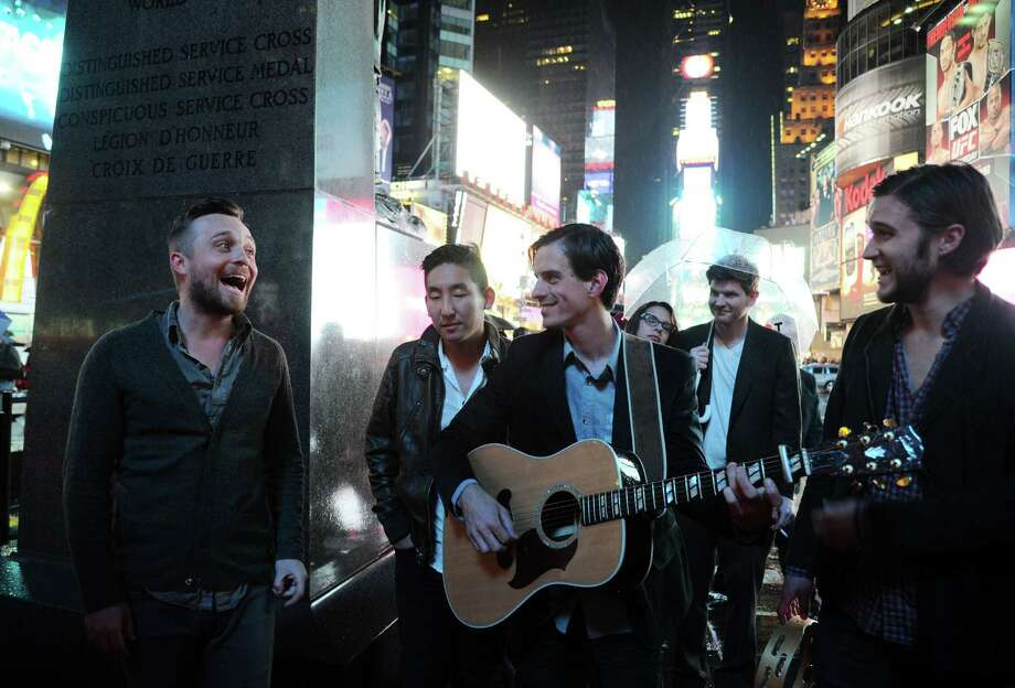Ivan & Alyosha, pictured in 2013. Photo: Ilya S. Savenok, Getty Images / 2013 Getty Images