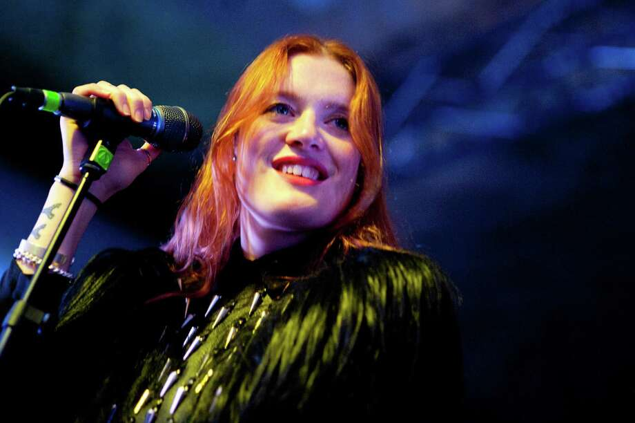 Icona Pop, pictured in 2013. Photo: Gaelle Beri, Getty Images / 2013 Redferns via Getty Images