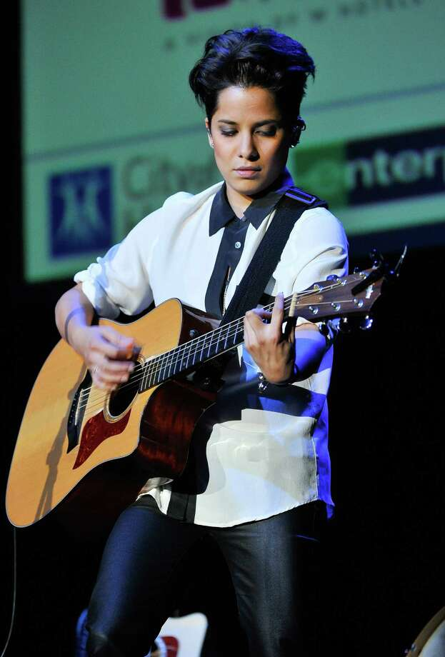 Vicci Martinez, pictured in 2013. (Photo by Steve Jennings/WireImage) Photo: Steve Jennings, Getty Images / 2013 Steve Jennings