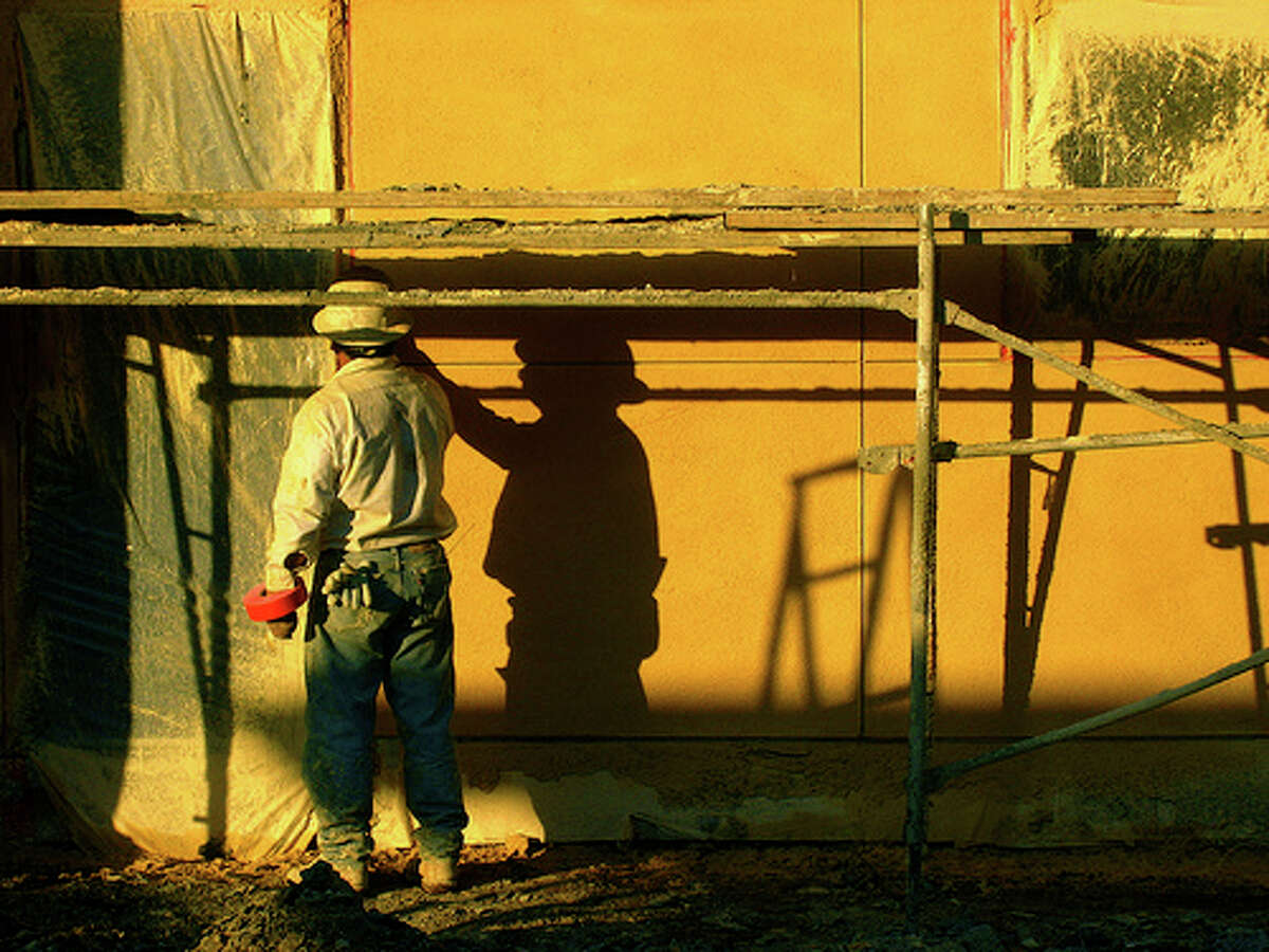 Best: Painter 10-year growth projection: 18.5 percent Annual wage range: $28,120 to $46,280 Photo:Bill Selak, Flickr Read about the best and worst jobs here.
