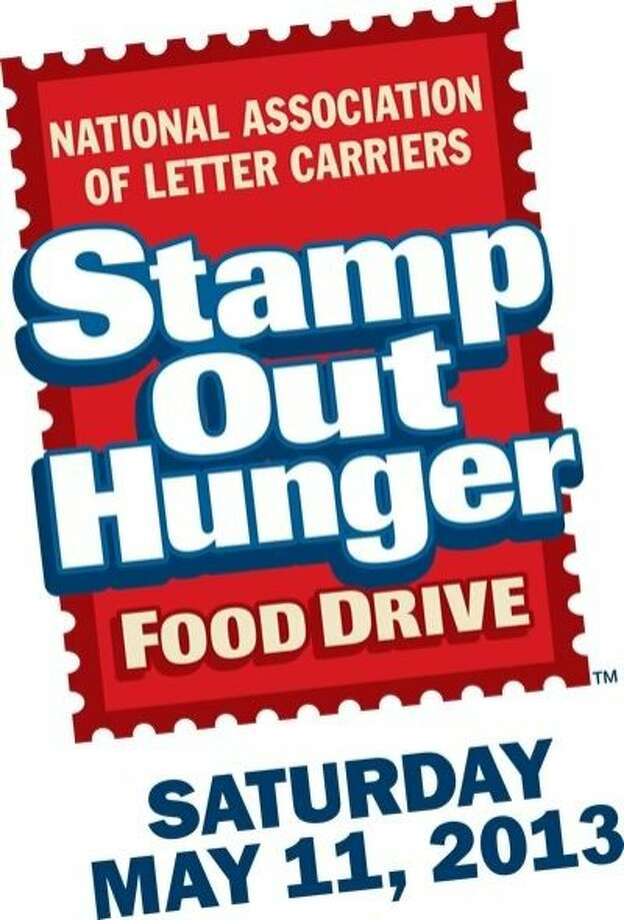 Stamp Out Hunger food drive 2013 Photo: Handout