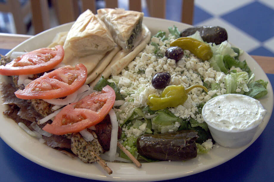 Demo's Greek Food: 1979various locations, www.demosgreekfood.com Photo: J. MICHAEL SHORT, SPECIAL TO THE EXPRESS-NEWS / SAN ANTONIO EXPRESS-NEWS