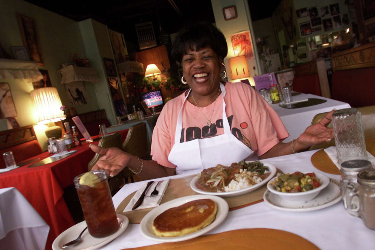 Seattle once had Ms. Helen's Soul Food in the Central District, where Helen Coleman, pictured, served her famous pork chops, corn cakes, oxtails and collard greens. She moved to Deano's Cafe & Lounge after the Nisqually earthquake damaged her building, but that closed too.