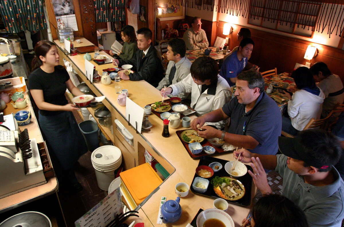 Koraku served Japanese home-style cooking for 38 years in the International District, where regulars came for fried mackerel and steaming ramen. They included former Mariners pitcher Kazuhiro Sasaki. It closed in 2003.