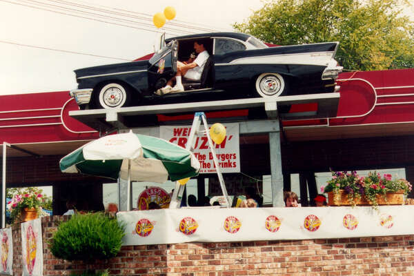 Generations of Ballard High School teens hung out at Zesto's for its burgers, fries and jukebox cool. It opened in 1952 and was known for a while as the place with the '57 Chevy on its roof. It closed in early 2012.