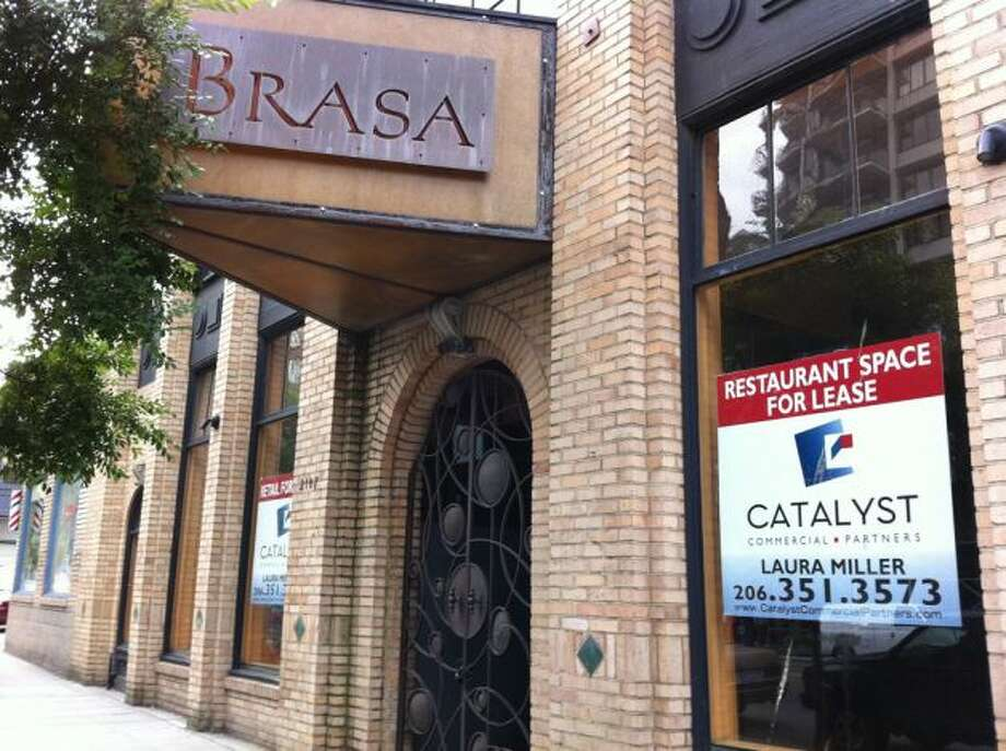 After more than a decade, Belltowners bid farewell to Brasa in 2010. But Capitol Hillers got to say hello to chef/owner Tamara Murphy's new venture, Terra Plata. (seattlepi.com photo).