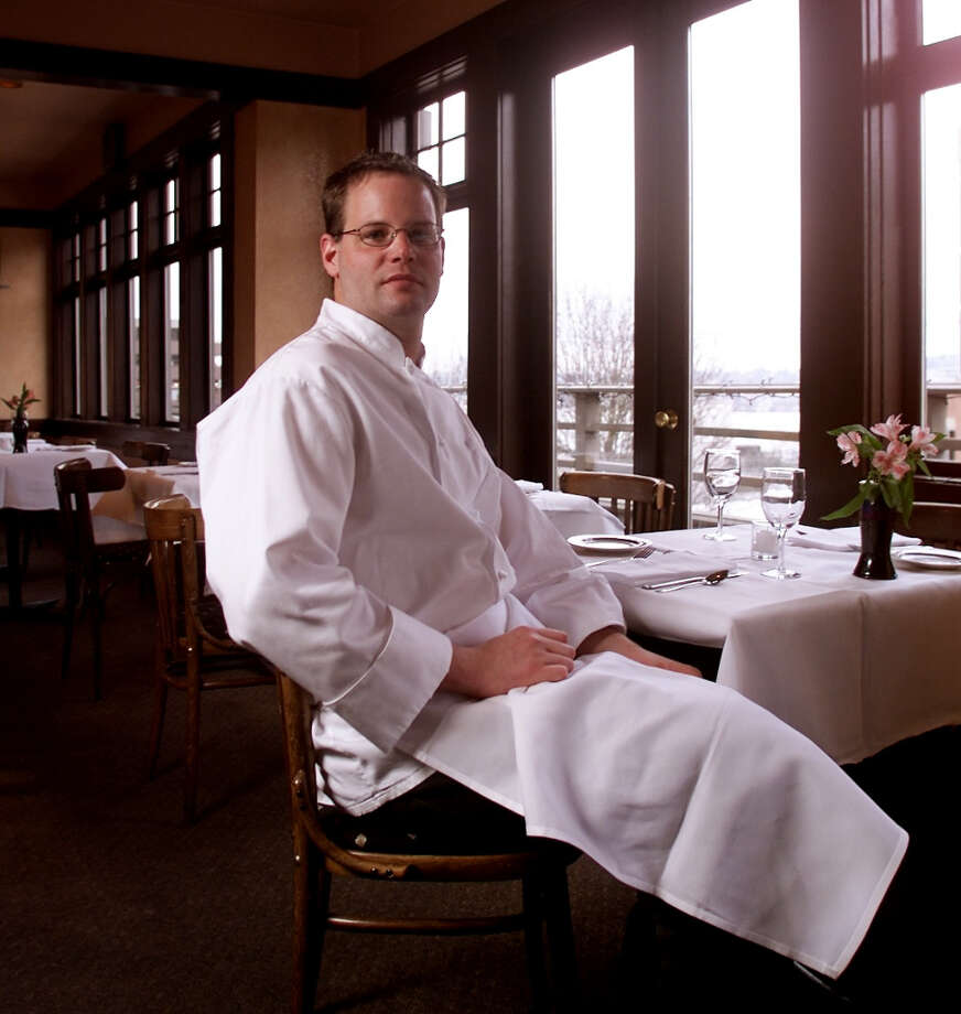 Before it closed in 2001, Adriatica did romantic Mediterranean cuistine like no one else in Seattle, with a view of Lake Union. Pictured is Alex Nemeth, head chef the year the restaurant closed. Photo: MIKE URBAN, Seattle Post-Intelligencer / Seattle Post-Intelligencer