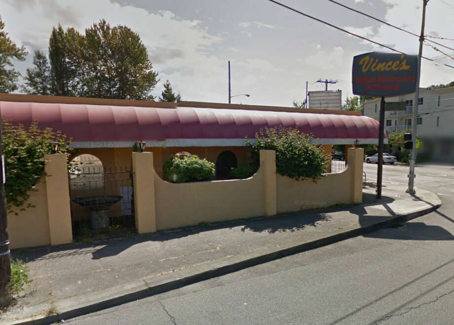 When you needed traditional chicken marsala or spaghetti carbonara for a big group, Vince's Italian Restaurant & Pizzeria saved the day. This favorite Rainier Beach place closed in 2011. Photo: Google Street View