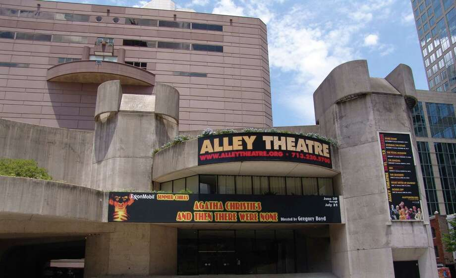 The devastation Hurricane Harvey brought to the Alley Theatre could pale in comparison to the damage inflicted by a tsunami of allegations by more than a dozen current and former employees of Houston's Tony Award-winning resident company. / handout