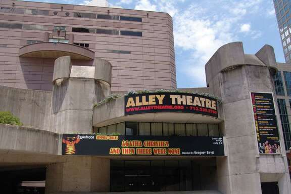 Looking only at acting work done through the national union, such as at the Alley Theatre, is an incomplete way to quantify Houston's theater industry.