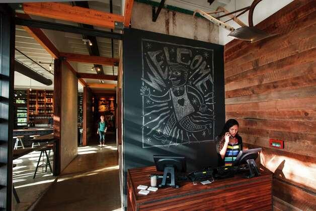 Chris Shepherd's restaurant Underbelly, Friday, Sept. 21, 2012, in Houston. ( Michael Paulsen / Houston Chronicle ) Photo: Michael Paulsen, Staff / © 2012 Houston Chronicle