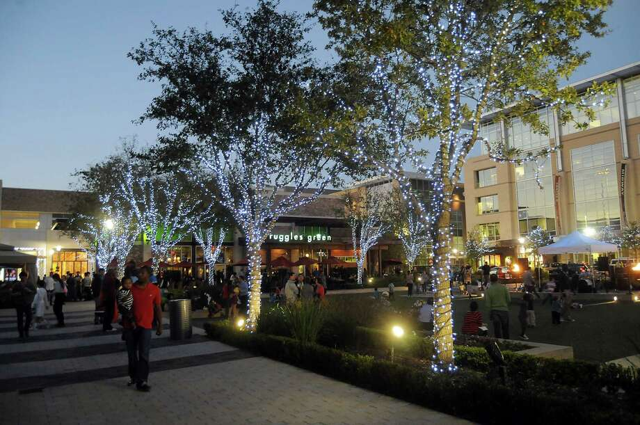 The CityCentre shopping and business area near Beltway 8 and the Katy Freeway. The new complex, opened in 2010, sits on land once housed Town & Country mall, which was torn down in 2004 after it closed in 2002. Photo: Dave Rossman, Freelance / © 2013 Dave Rossman