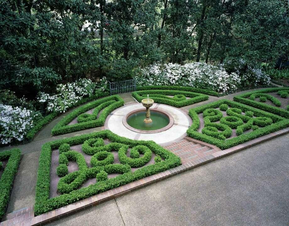 Folly Garden at Rienzi / handout