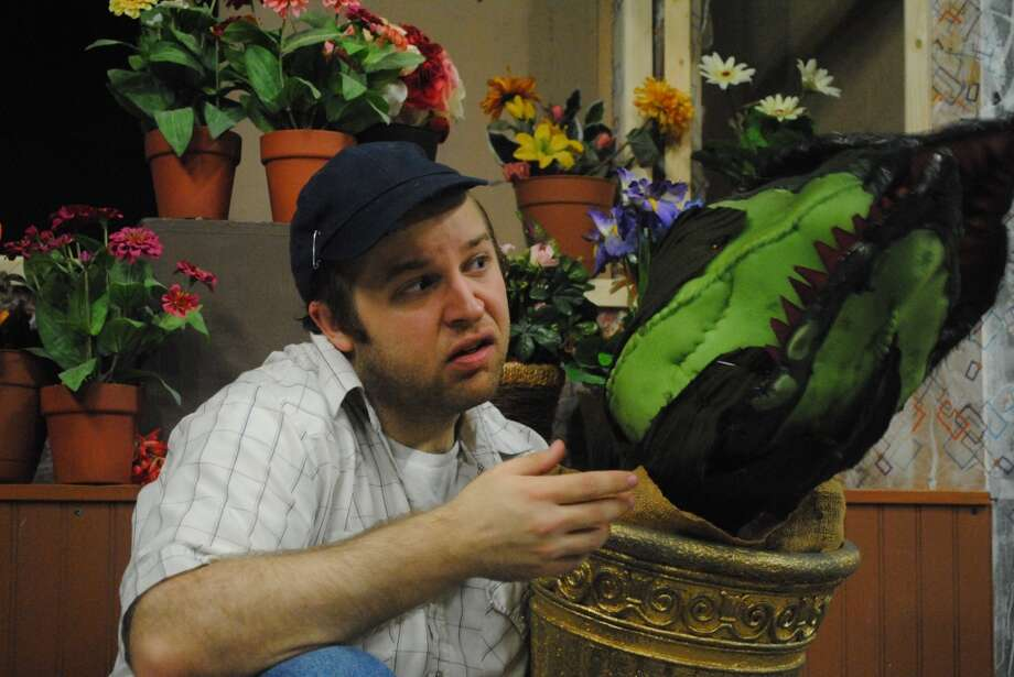 """Little Shop of Horrors"" opens Thursday at the Sheldon Vexler Theatre."