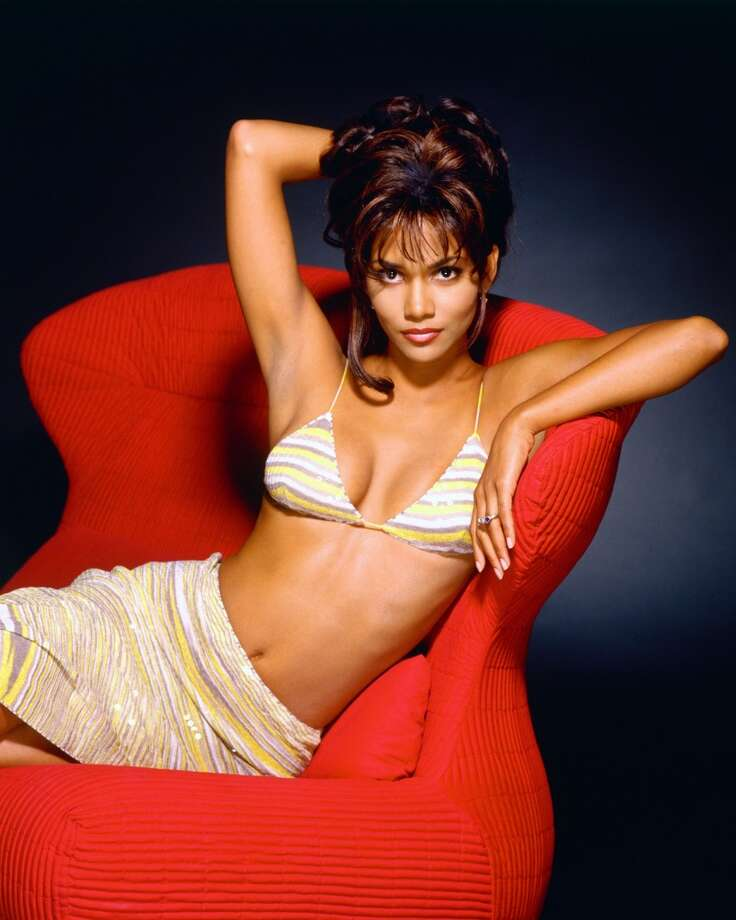 Pact with the devil? Halle Berry today doesn't look much different than she did back in 1998.