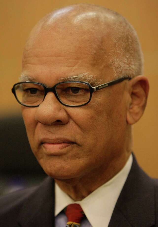 Larry Marshall has served on the HISD board for 16 years. Photo: Melissa Phillip, Staff / Houston Chronicle