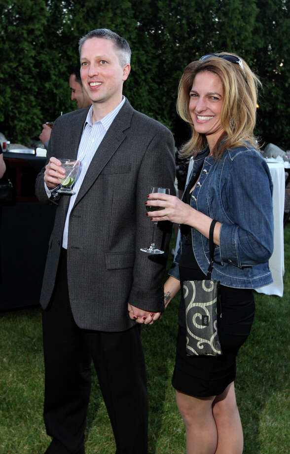"Were you Seen at the ""Sip into Summer"" benefit for the American Cancer Society's HopeClub at the Hilton Garden Inn in Troy on Friday, May 3, 2013? Photo: Joe Putrock/Special To The Times Union"
