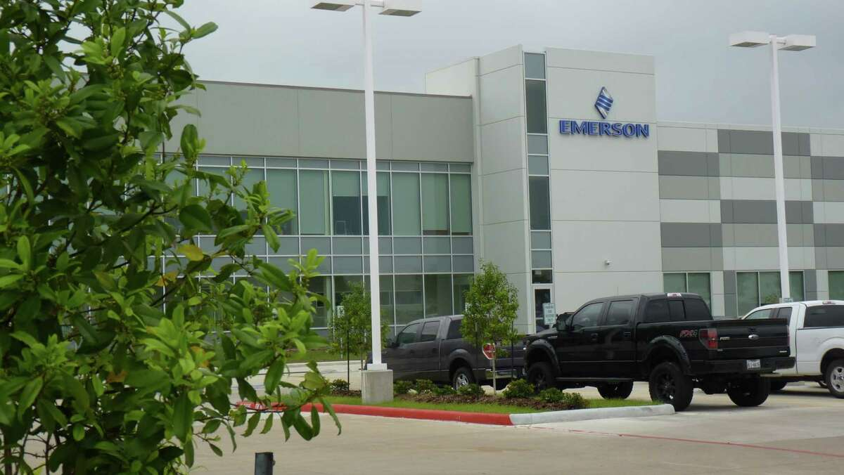 Emerson Process Management has opened its new $30 million Americas headquarters for valve automation and a new manufacturing facility north of Beltway 8 on U.S. 290.