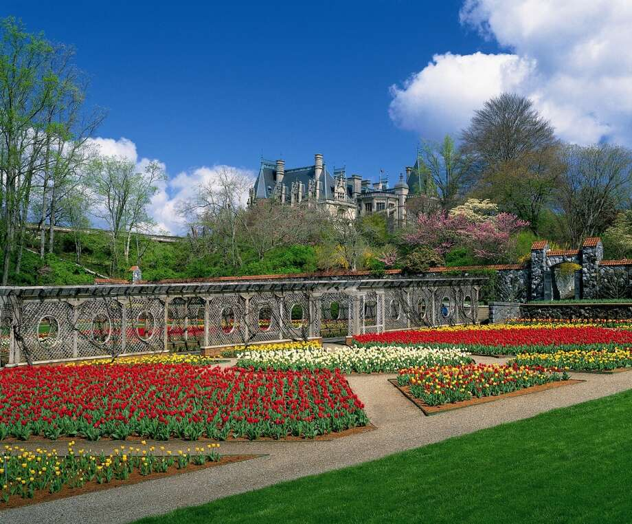 No. 8: Asheville, N.C. The  8,000-acre Biltmore estate (pictured)  is one reason this art community in the Smokey Mountains has become a popular incentive trip, according to Cohen.