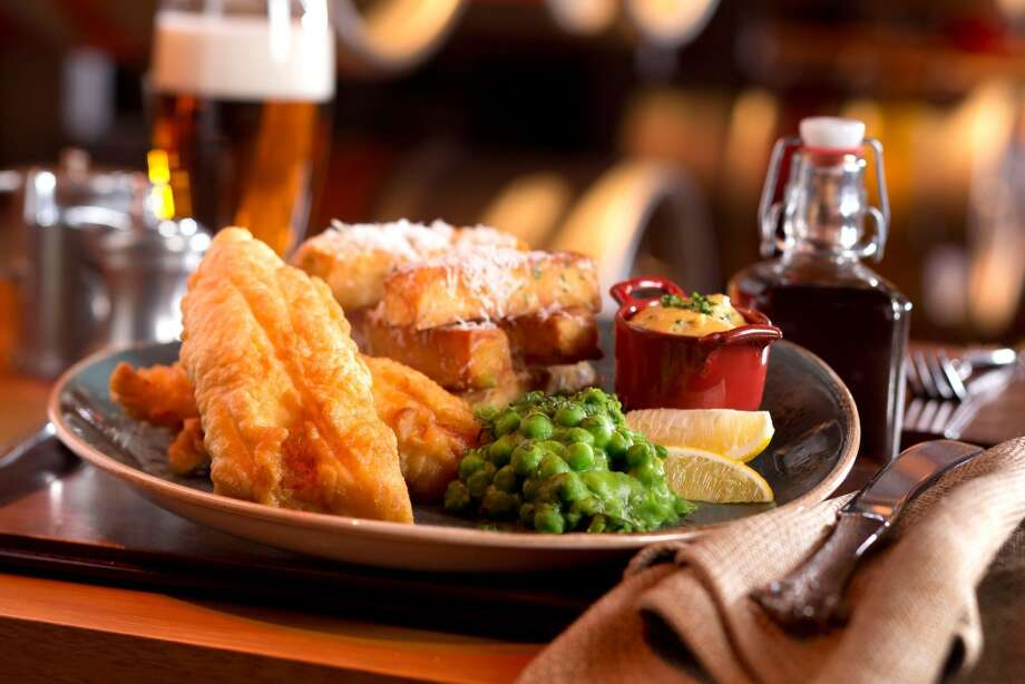 No. 5: Las Vegas. Dining at celebrity chefs' restaurants, with options like the pictured gourmet fish and chips at the new Gordon Ramsay Pub & Grill at Caesars Palace, has raised the profile of Las Vegas for incentive trips, Cohen observes. Citing its 'world-class gaming, shopping and dining,' Cohen says, 'The city is a place of fantasy and extravagance.'