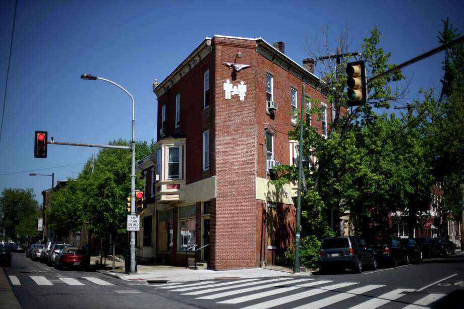Dr. Kermit Gosnell's former facility, the Women's Medical Society, in Philadelphia is the site where prosecutors allege he killed five people, including a patient and four viable babies allegedly born alive. Photo: Matt Rourke, STF / AP