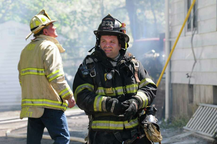 Deputy Fire ChiefJob meaning: 100 percent Job satisfaction: 100 percent Salary: $75,300Source: PayScale Photo: Cindy Schultz