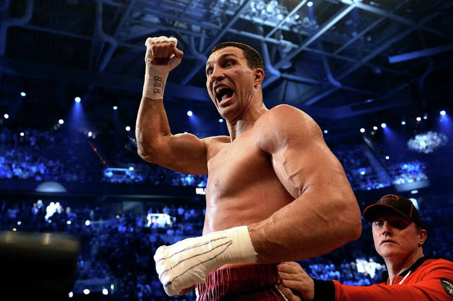 No. 20 (tie) – Wladimir KlitschkoBoxer| WBA, IBF, WBO$24 million**Based on guaranteed minimum for Pianeta ($6.5 million)  and Povetkin ($17.5 million) fights. Photo: Dennis Grombkowski / Getty Images