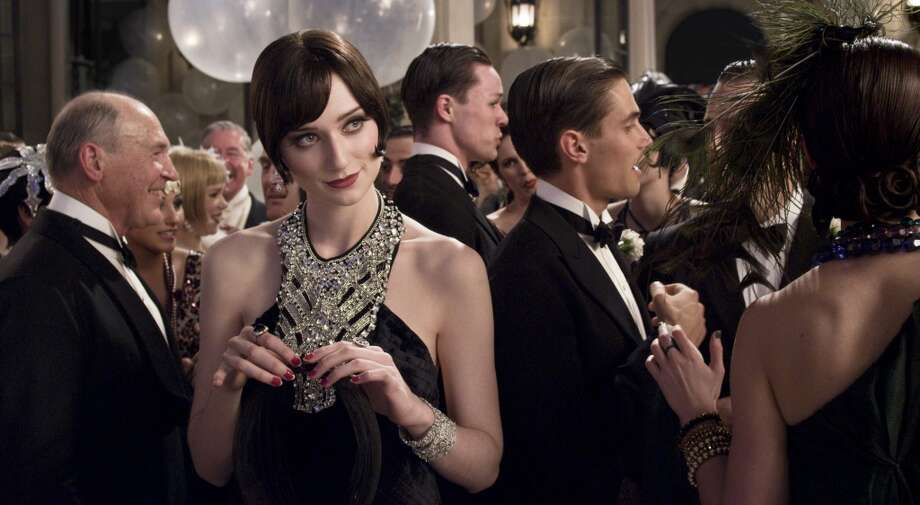 "Elizabeth Debicki as Jordan Baker ""The Great Gatsby,""€ a Warner Bros. Pictures release."
