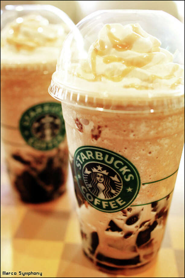 ... the must-have accessory is a Frappuccino, obviously. (Photo: perry_marco, Flickr). Photo: Http://www.flickr.com/photos/zi1217/4873857509/