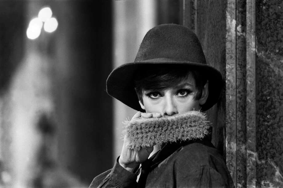 British actress Audrey Hepburn on the set of How to Steal A Million. Photo: Terry O'Neill, Getty / Terry O'Neill