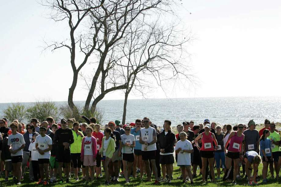 """Sunday'sannual CancerCare """"Walk/run For Hope"""" celebrates survivors, remember loved ones and supports people affected by cancer. The event is held at Greenwich Point with a 7:45 a.m. Find out more.  Photo: David Ames / Greenwich Time Freelance"""