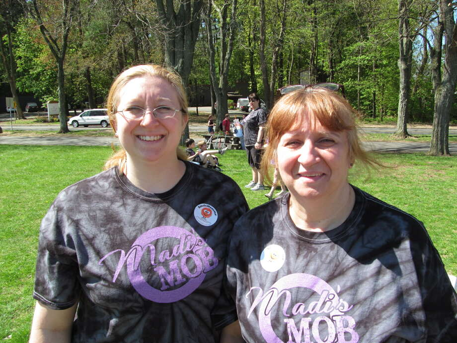 Were you Seen at the JDRF Northeastern New York annual Walk to Cure Diabetes at the University at Albany on Sunday, May 5, 2013? Photo: Kristi Gustafson Barlette/Times Union