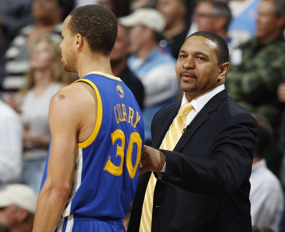 Warriors coach Mark Jackson, (2nd season, all with Warriors)
