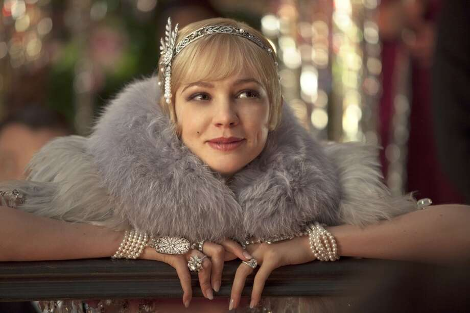 "Carey Mulligan as Daisy Buchanan ""The Great Gatsby,"" a Warner Bros. Pictures release, which is scheduled for release on May 10, 2013."